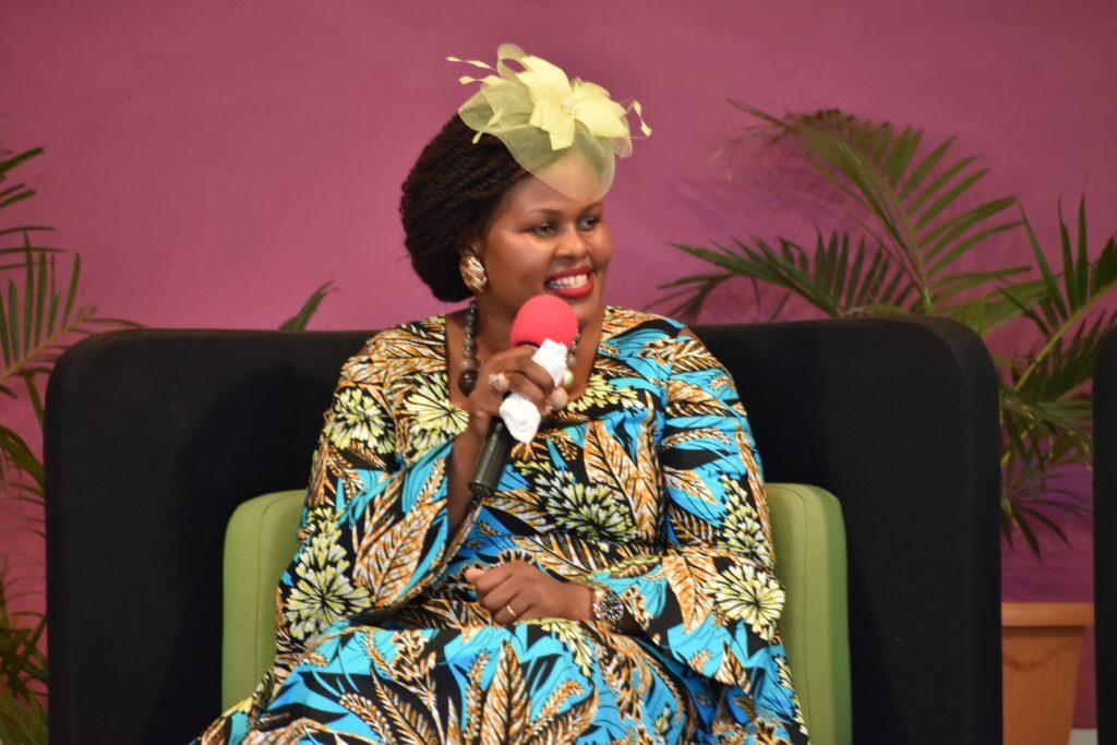 Pastor Doreen Mwesige Good News Church Bulenga